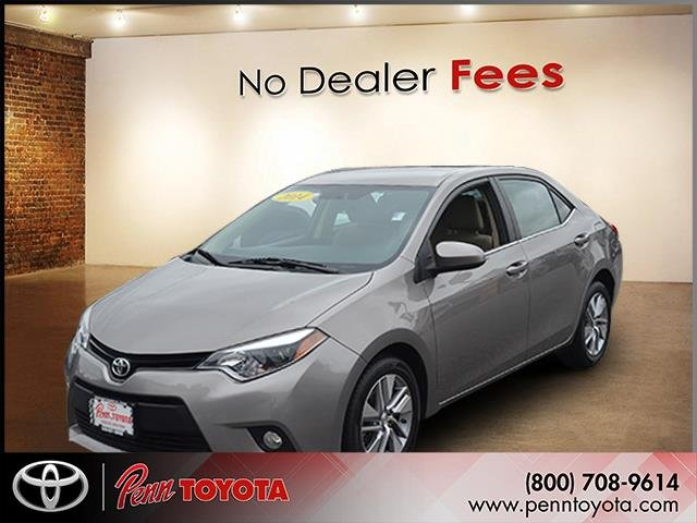 Pre-Owned 2014 Toyota Corolla LE ECO Plus