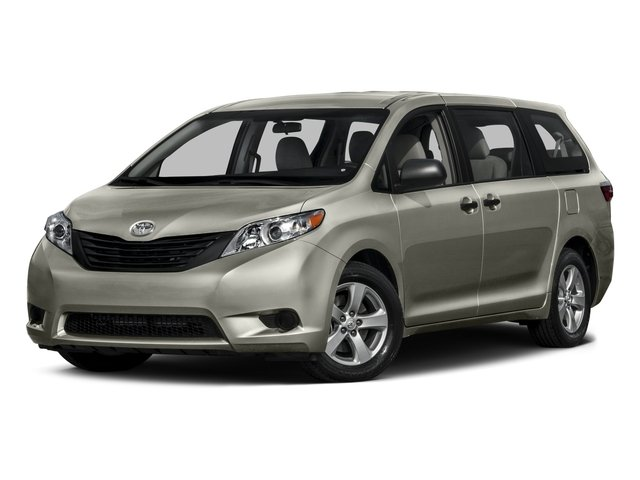 Certified Pre Owned 2015 Toyota Sienna XLE Mini van Passenger in