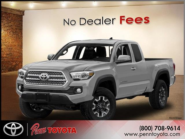 00265f8978ec New 2018 Toyota Tacoma TRD Off Road Access Cab in Greenvale  181229 ...