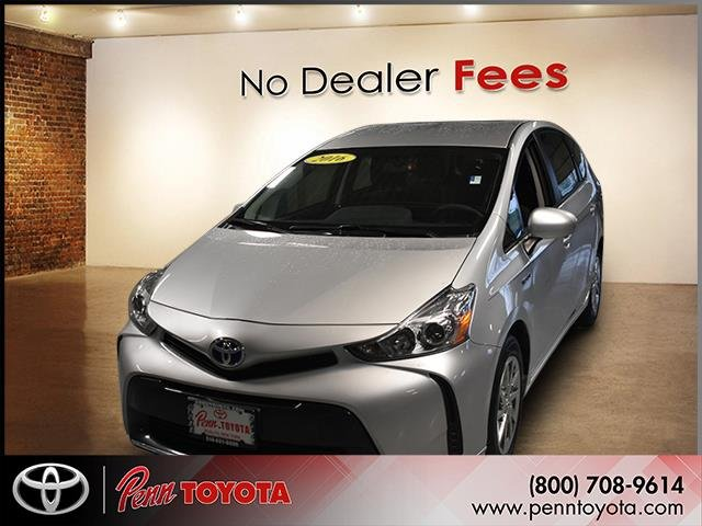 Certified Pre-Owned 2016 Toyota Prius v Two