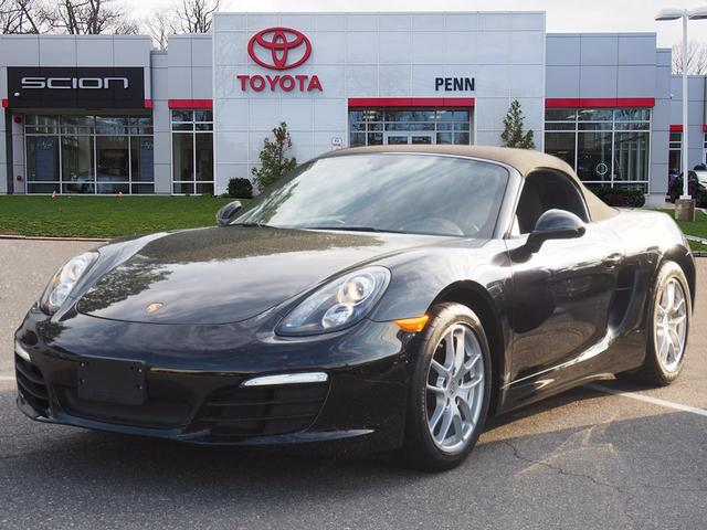 Pre-Owned 2015 Porsche Boxster 2DR ROADSTER