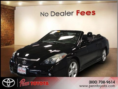 Pre-Owned 2007 Toyota Camry Solara SE Sport