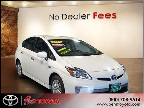 Certified Pre-Owned 2015 Toyota Prius Plug-in STD